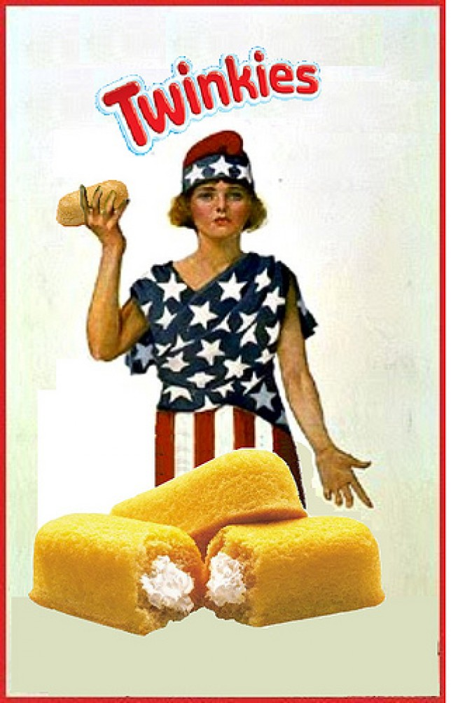 6693440569_7dfded7d7f_American Twinkie