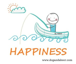 Gone Fishing for Happiness