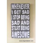 Stop the Sadness!