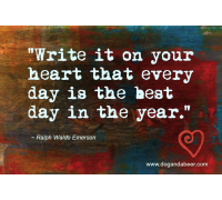 #BFAT, live each day, best day
